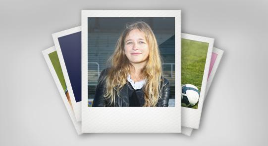 Pauline Gamerre – La jeunesse dirigeante
