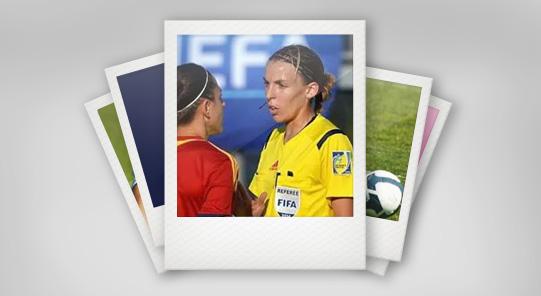 Stéphanie Frappart – L'arbitre centrale pionnière en Ligue 2