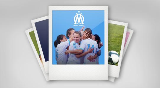 La section féminine de l'Olympique de Marseille – Le chemin vers la D1