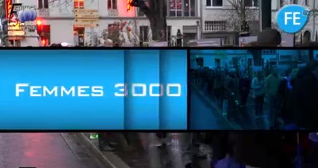Foot d'Elles et Femmes 3 000 : le making of