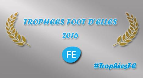 Les Trophées Foot d'Elles 2016