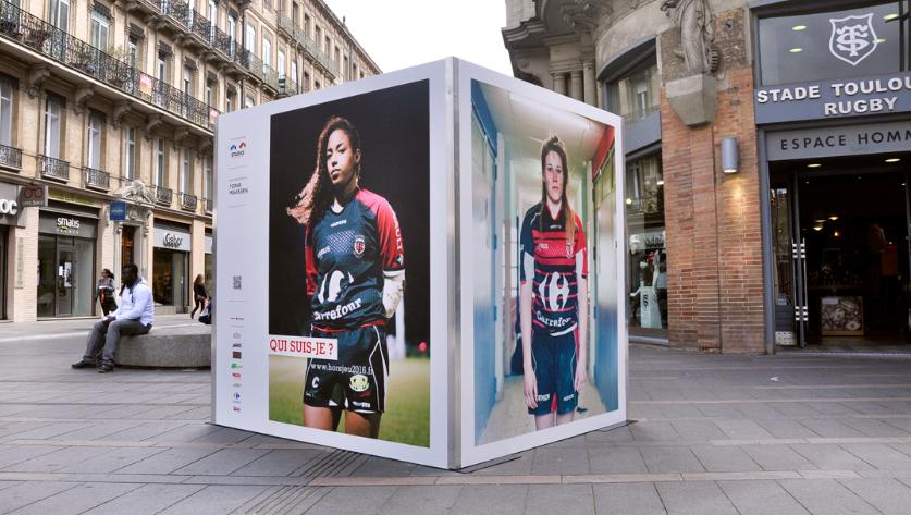 A Toulouse, une exposition pour mettre les préjugés «Hors-jeu».