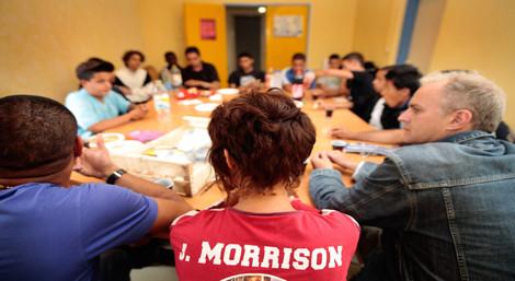 Foot Citoyen : des ateliers pour mettre les préjugés hors-jeu