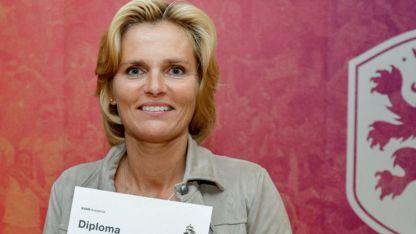 Sarina Wiegman, la rage de vaincre