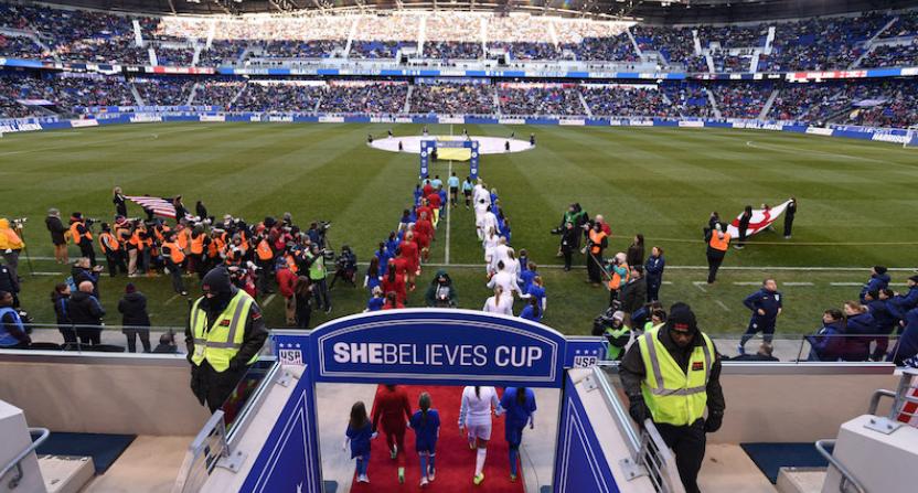 SheBelieves Cup : Loin des yeux, près du cœur
