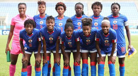 Haïti, même pas 20ans et déjà héroïnes