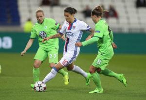 demi-finales ligue des champions féminine