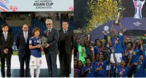 Le Japon et le Brésil décrochent leur ticket pour France 2019