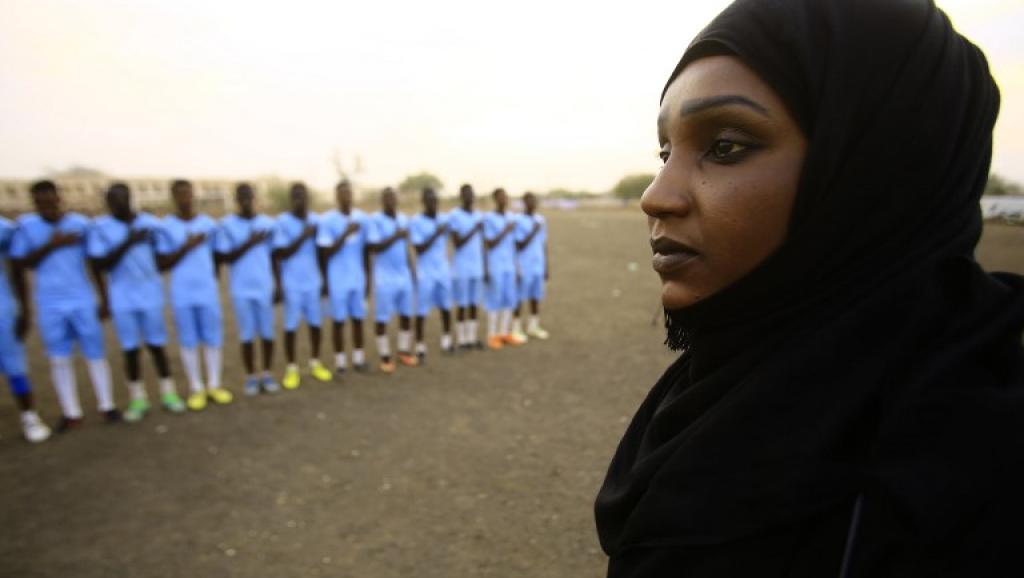 Salma al-Majidi, la coach qui fait gagner les footballeurs au Soudan