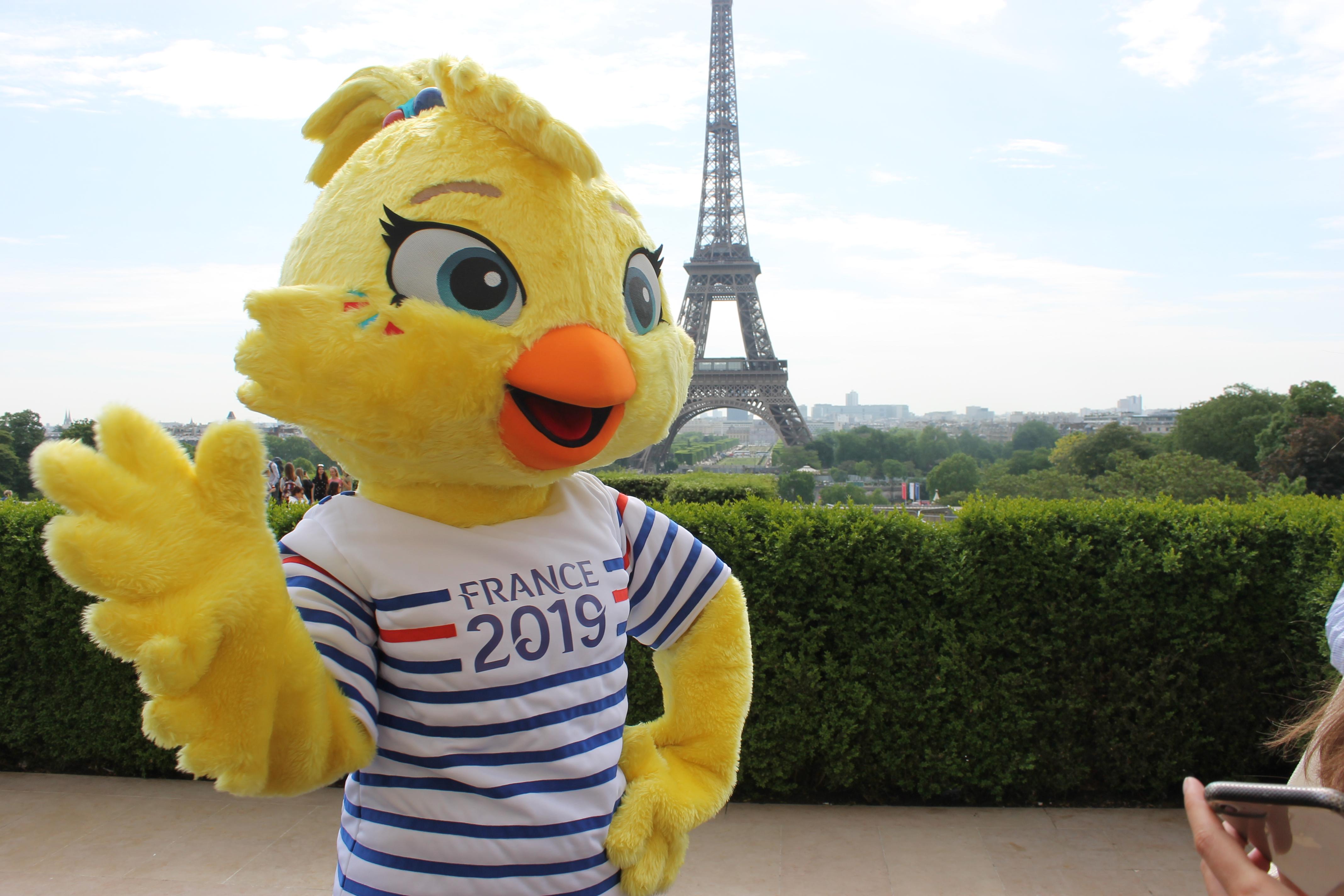 Il Ettie une fois : une histoire bien ficelée pour la mascotte de France 2019