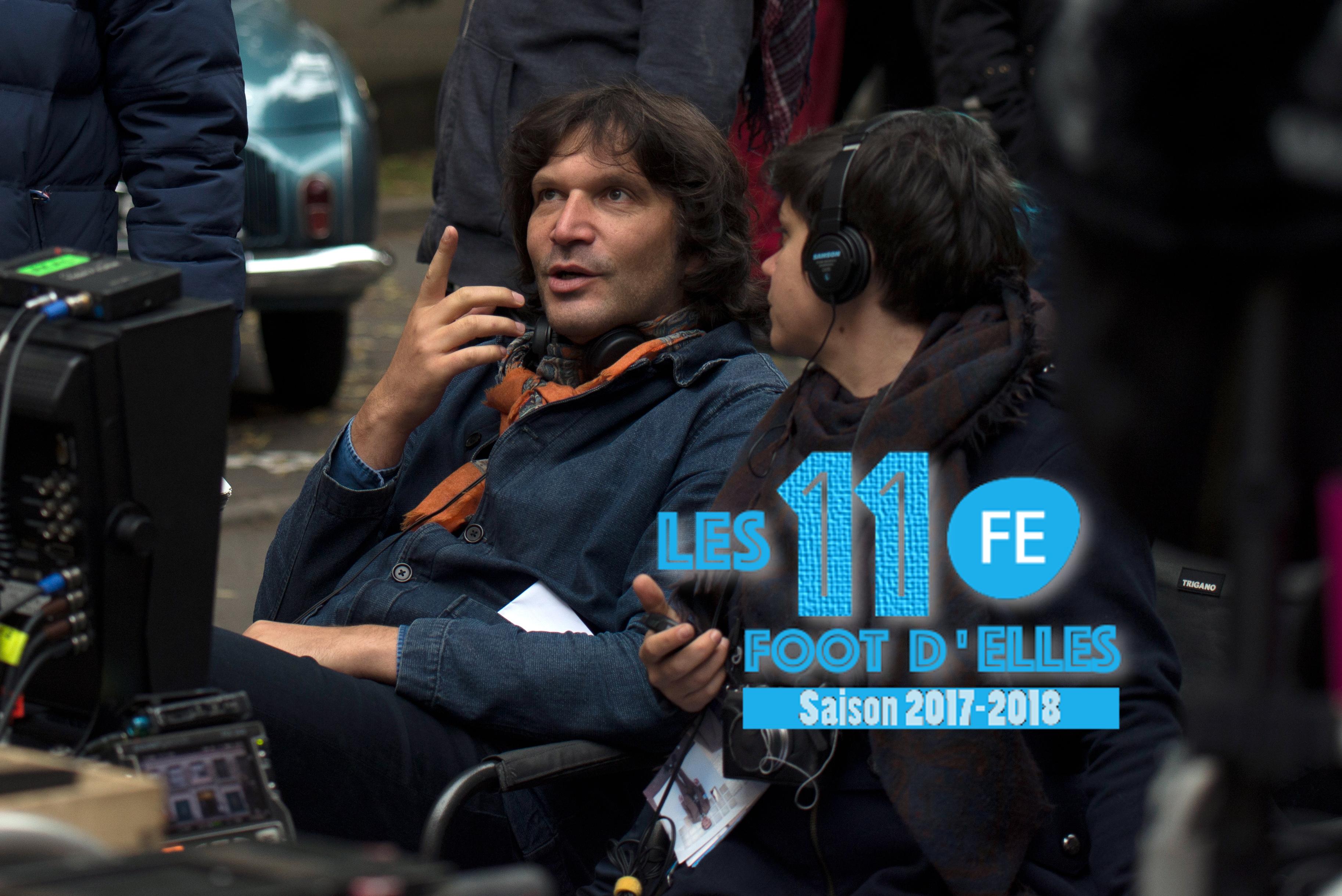 Julien Hallard fait son cinéma