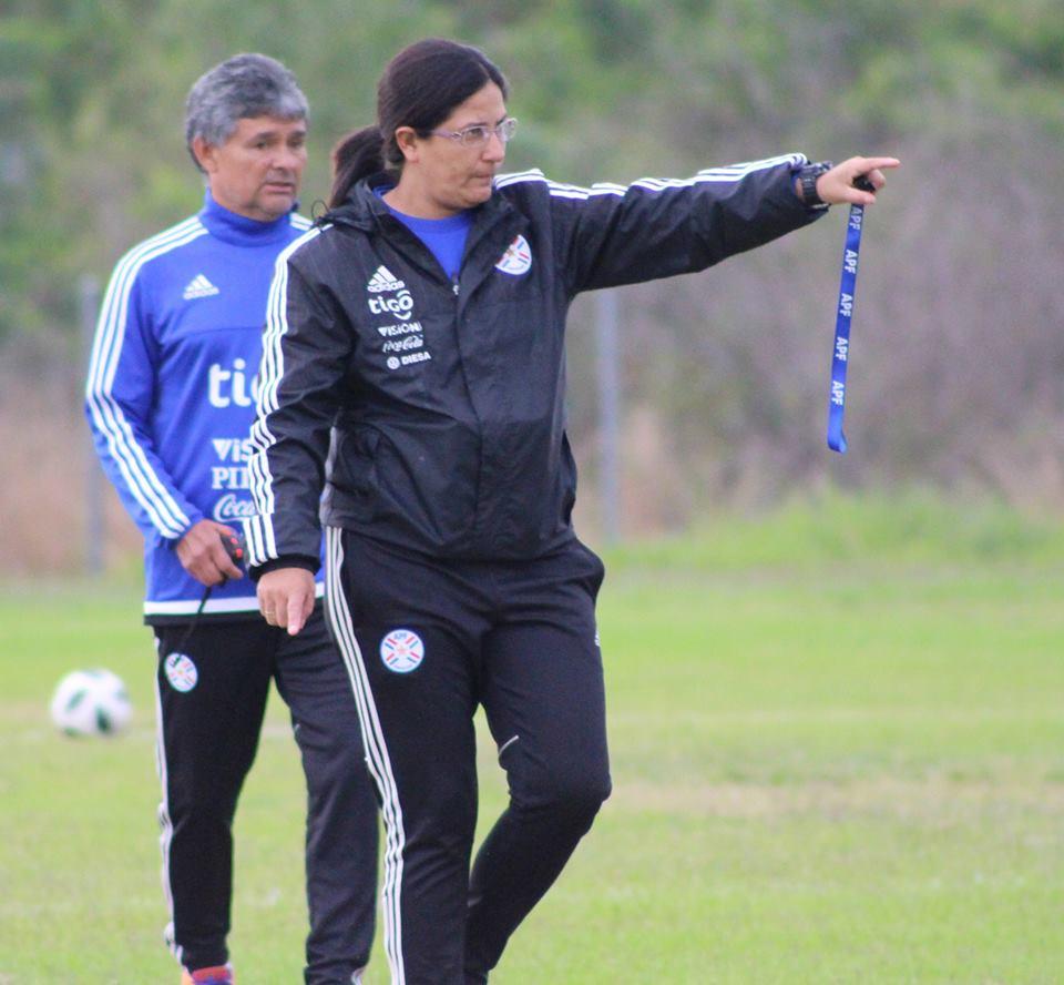 CdM U20 : Le Paraguay derrière sa Prof !