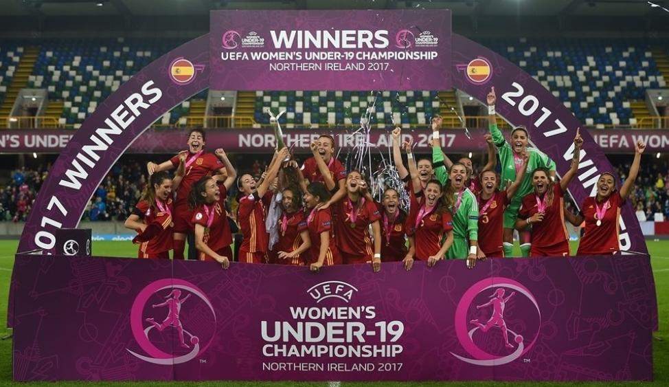 CdM U20 : Après l'Europe, l'Espagne vise le Monde