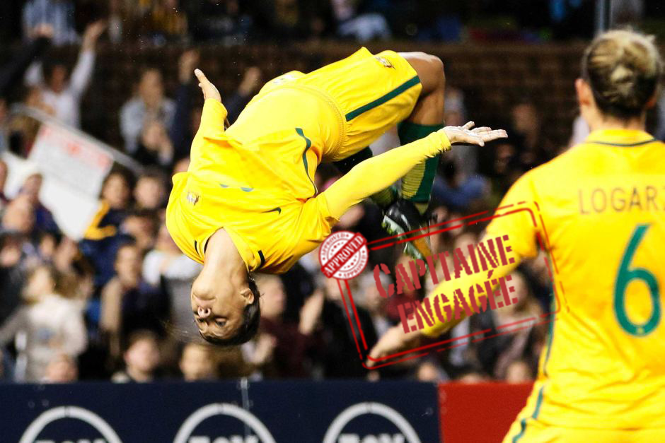 Sam Kerr – La conquérante des Matildas