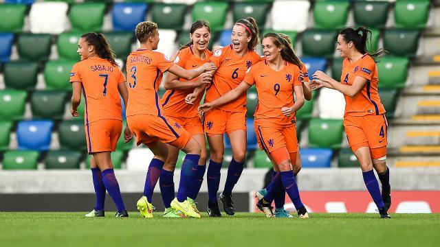 CdM U20 : Les Oranjes veulent s'inspirer des grandes