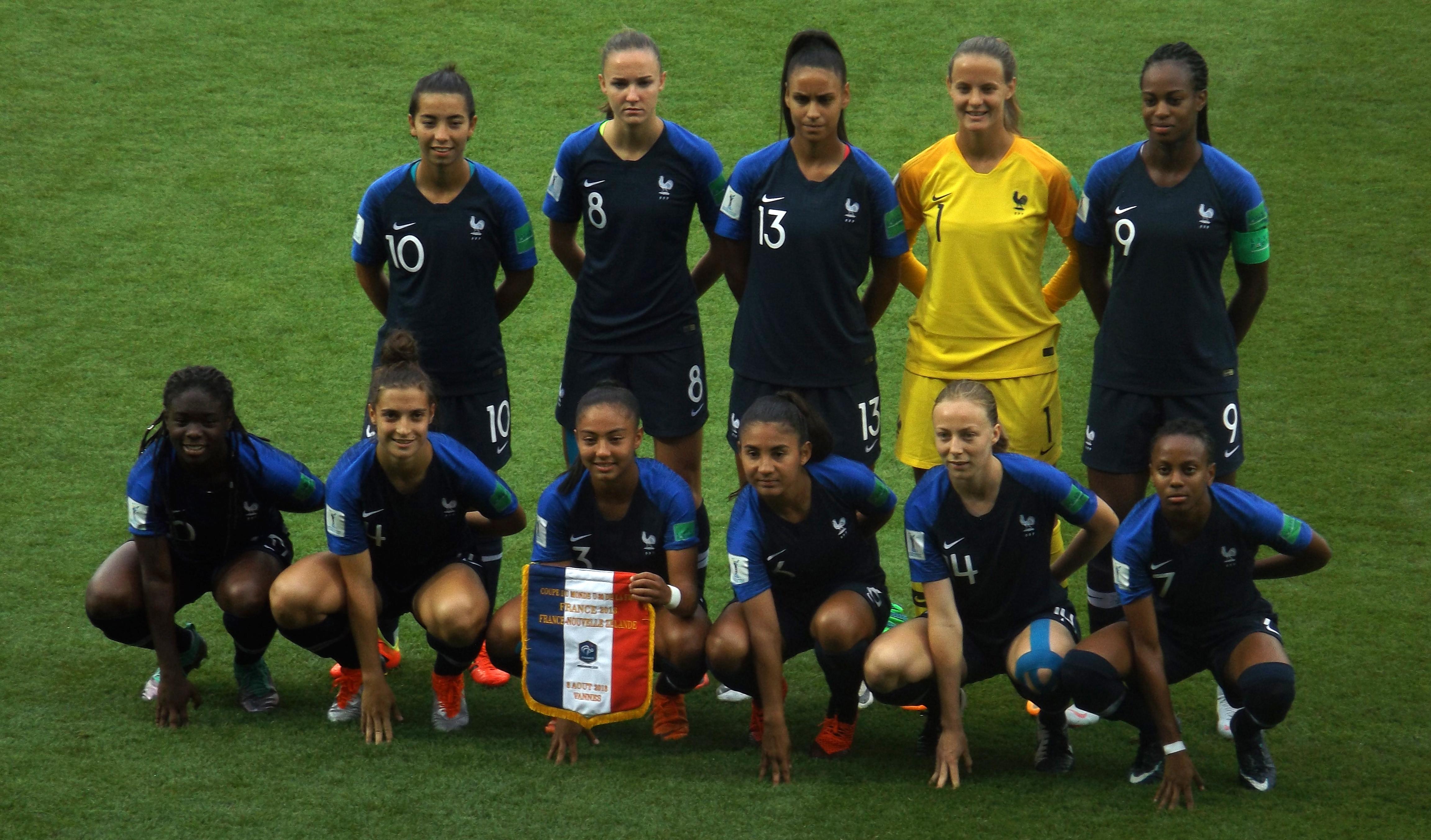 CdM U20 – Un nul comme seule récompense pour les Bleuettes