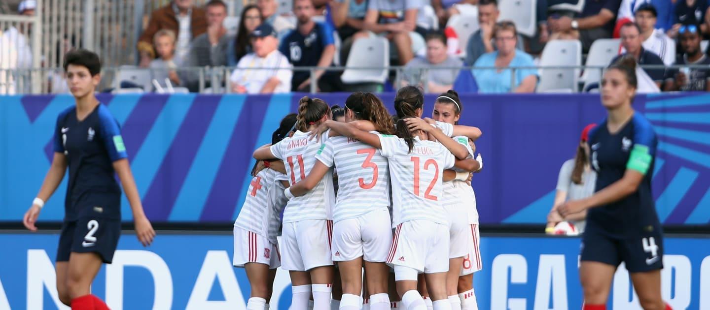 CdM U20 – La fin du rêve pour les Bleuettes