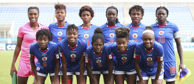 CdM U20 – le rêve des jeunes Grenadières Haïtiennes