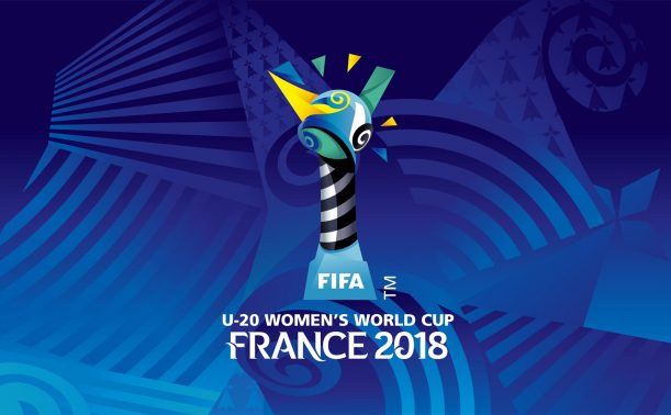 Logo coupe du monde U-20 France