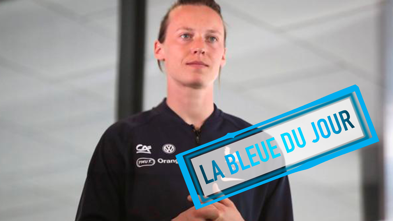 #FIFAWWC – Bleues : Save it like Peyraud-Magnin