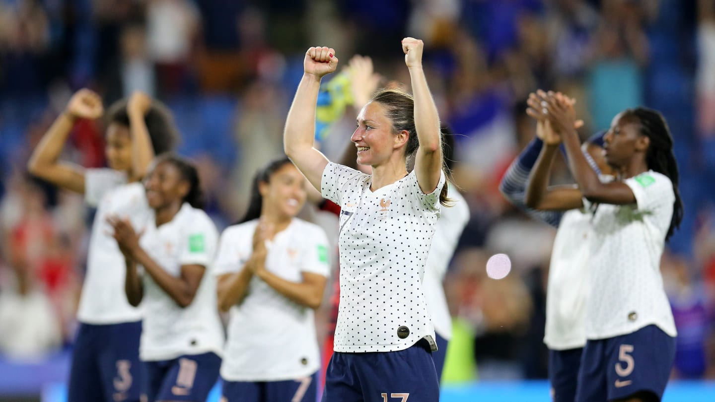 #FIFAWWC – 8es Finale – Peur bleue et flegme so English